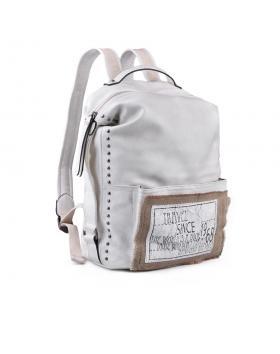 Бяла дамска раница 0134322 в online магазин Fashionzona