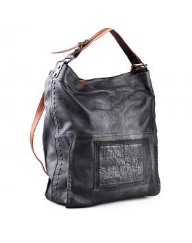 Черна дамска ежедневна чанта 0134319 в online магазин Fashionzona