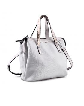 Сива дамска ежедневна чанта 0134312 в online магазин Fashionzona