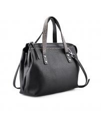 Черна дамска ежедневна чанта Kiana в online магазин Fashionzona
