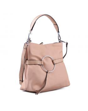 Кафява дамска ежедневна чанта 0134302 в online магазин Fashionzona