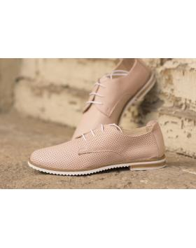 Розови дамски ежедневни обувки crispy06 Maite в online магазин Fashionzona