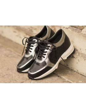 Дамски ежедневни обувки черни hogan hogan black в online магазин Fashionzona