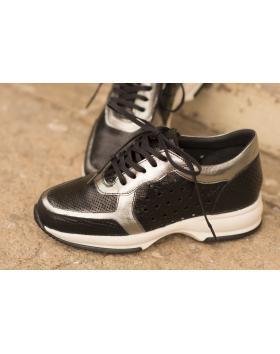 Черни дамски ежедневни обувки hogan hogan black в online магазин Fashionzona