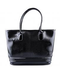 Черна дамска ежедневна чанта Reyna в online магазин Fashionzona