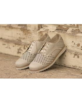 Дамски ежедневни обувки бежови 3032ice в online магазин Fashionzona