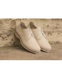 Дамски ежедневни обувки бежови CRISPY06