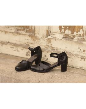 Черни дамски ежедневни обувки 238/1705 в online магазин Fashionzona