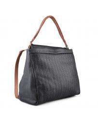 Черна дамска ежедневна чанта 0134274