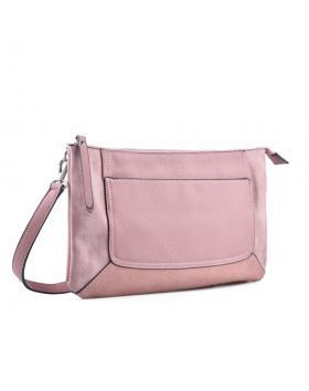 Розова дамска ежедневна чанта 0134266 в online магазин Fashionzona