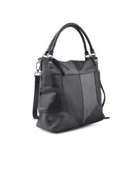 Черна дамска ежедневна чанта 0134263 в online магазин Fashionzona