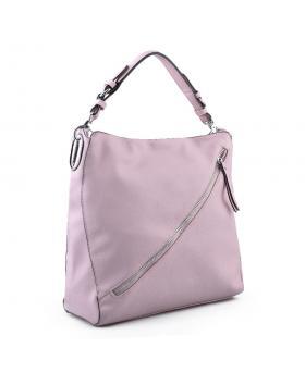 Розова дамска ежедневна чанта 0134280 в online магазин Fashionzona
