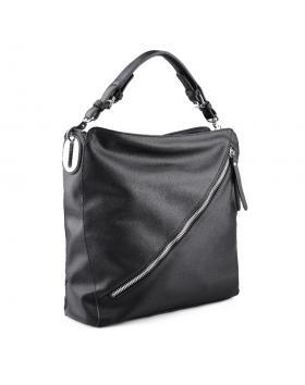 Черна дамска ежедневна чанта 0134278 в online магазин Fashionzona
