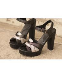Черни дамски елегантни сандали Harleigh в online магазин Fashionzona