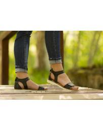 Черни дамски ежедневни сандали allida27 Jullee Martha