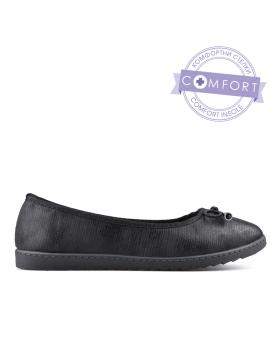 Черни дамски ежедневни обувки 0133515 в online магазин Fashionzona
