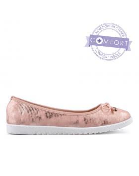 Розови дамски ежедневни обувки 0133516 в online магазин Fashionzona