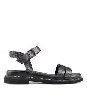 Черни дамски ежедневни сандали 0135014 в online магазин Fashionzona