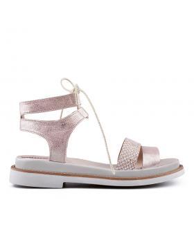 Дамски ежедневни сандали розови 0135051Дамски ежедневни сандали розови 0135051 в online магазин Fashionzona