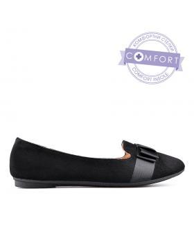 Черни дамски ежедневни обувки 0133502 в online магазин Fashionzona