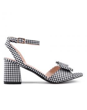 Черни дамски елегантни сандали 0133859 в online магазин Fashionzona