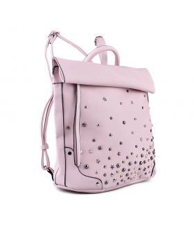 Розова дамска раница 0134310 в online магазин Fashionzona
