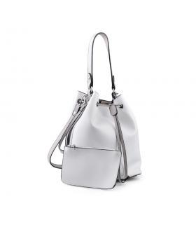 Бяла дамска ежедневна чанта 0134245 в online магазин Fashionzona