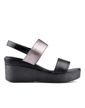 Дамски ежедневни сандали черни 0134347 в online магазин Fashionzona