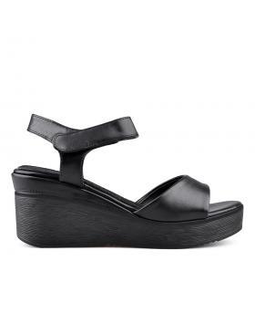 Дамски ежедневни сандали черни 0134357 в online магазин Fashionzona