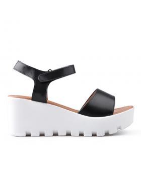 Дамски ежедневни сандали черни 0133660 в online магазин Fashionzona