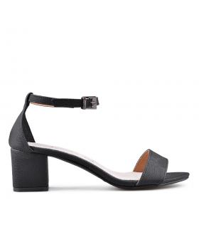 Черни дамски елегантни сандали 0134542 в online магазин Fashionzona