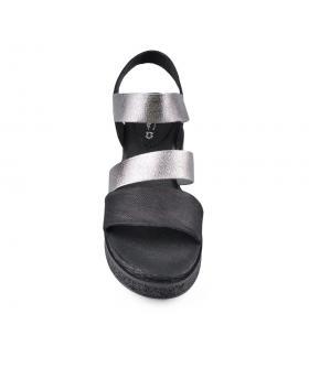 Черни дамски ежедневни сандали Vynetta в online магазин Fashionzona