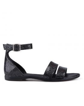 Черни дамски ежедневни сандали 0135052 в online магазин Fashionzona