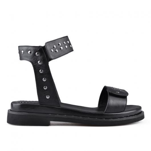 Черни дамски ежедневни сандали Dabnie