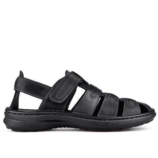Черни мъжки сандали 0133575