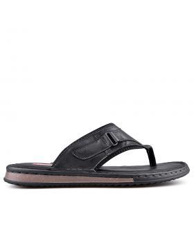 Черни мъжки чехли 0133579 в online магазин Fashionzona