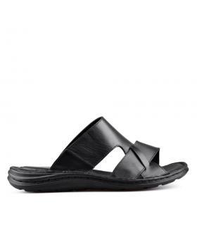Черни мъжки чехли 0134945 в online магазин Fashionzona