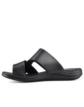 Черни мъжки чехли Xiomar в online магазин Fashionzona