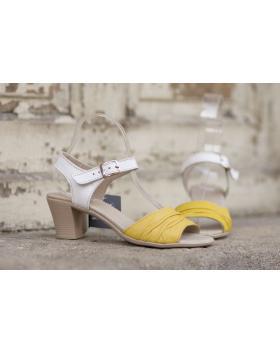 Черни дамски ежедневни сандали 239/1705 Kelley в online магазин Fashionzona