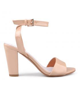 Бежови дамски елегантни сандали Deianira в online магазин Fashionzona