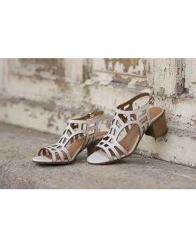 Черни дамски ежедневни сандали 2084 в online магазин Fashionzona