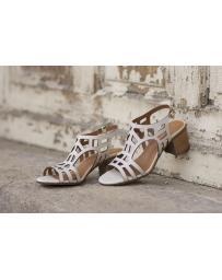 Бежови дамски ежедневни сандали Lucinda в online магазин Fashionzona
