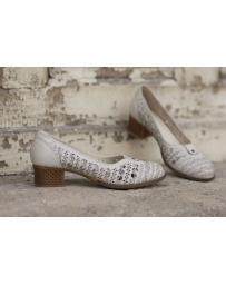 Сиви дамски ежедневни обувки Aubrielle в online магазин Fashionzona