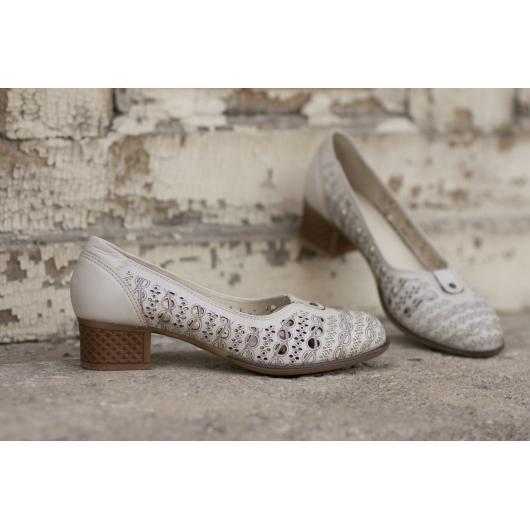 Сиви дамски ежедневни обувки 3041