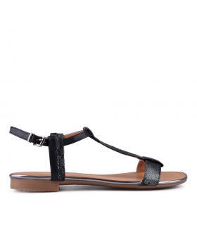 Черни дамски ежедневни сандали Cerissa в online магазин Fashionzona