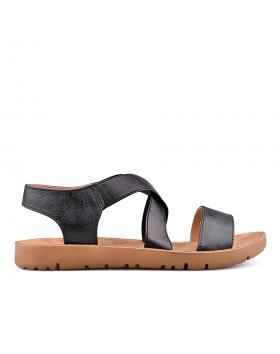 Дамски ежедневни сандали черни 0134515 в online магазин Fashionzona