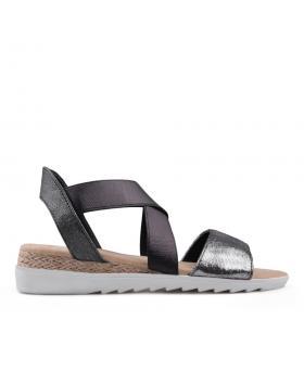 Дамски ежедневни сандали черни 0134450 в online магазин Fashionzona
