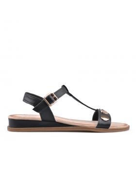 Дамски ежедневни сандали черни 0134453 в online магазин Fashionzona