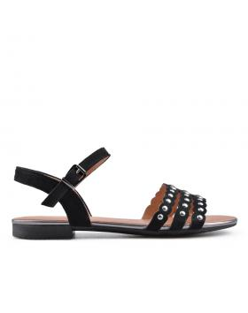 Черни дамски ежедневни сандали Trinette в online магазин Fashionzona