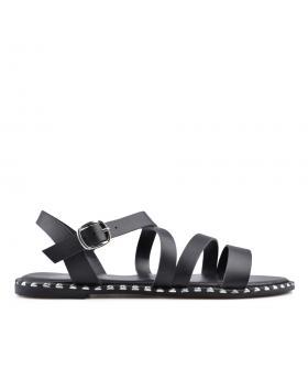 Дамски ежедневни сандали черни 0134557 в online магазин Fashionzona